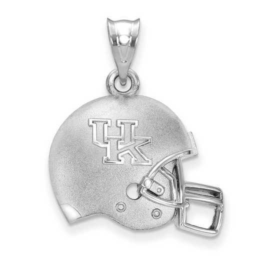 SS505UK: SS LogoArt The U Kentucky 3D Football helmet w/LogoPendant