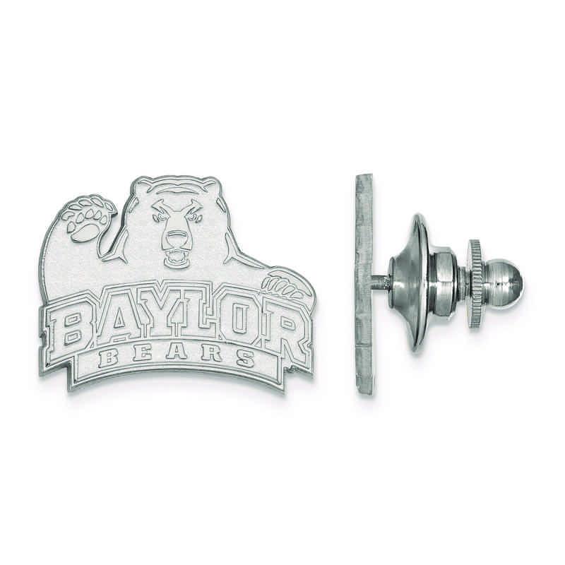 SS010BU: SS LogoArt Baylor University Lapel Pin