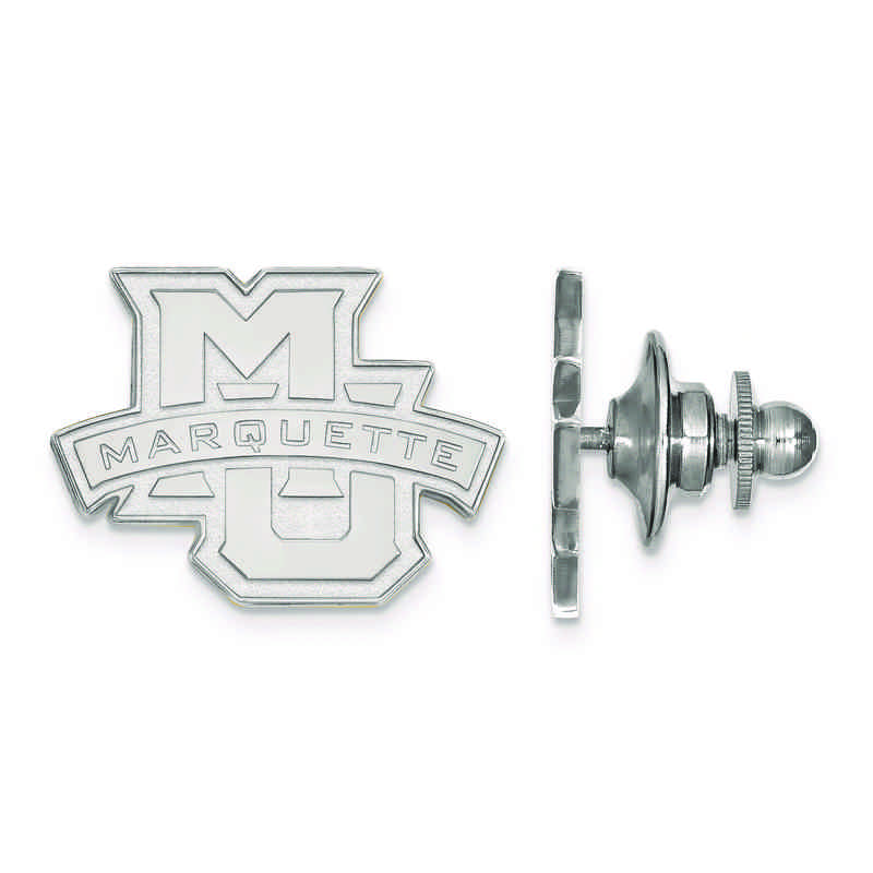 SS028MAR: SS LogoArt Marquette University Lapel Pin