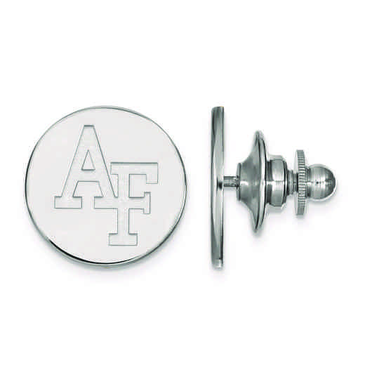 SS009USA: SS LogoArt United States Air Force Academy Lapel Pin