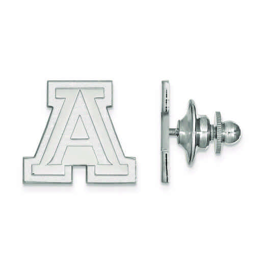 SS009UAZ: SS LogoArt University of Arizona Lapel Pin