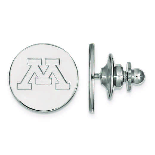 SS009UMN: SS LogoArt University of Minnesota Lapel Pin