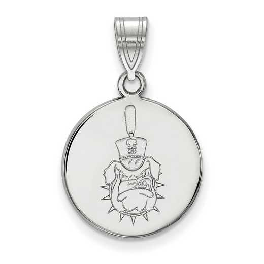 SS035TCI: SS LogoArt The Citadel Medium Disc Pendant