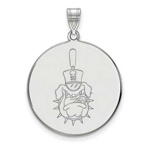 SS036TCI: SS LogoArt The Citadel XL Disc Pendant