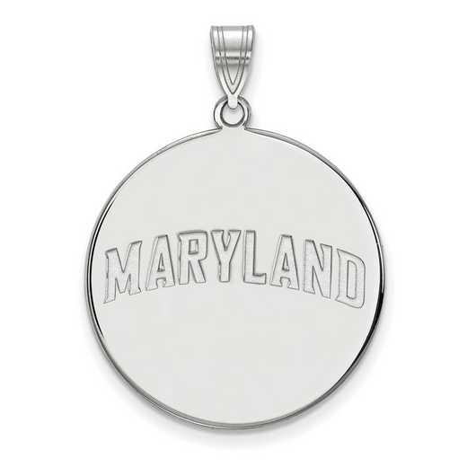 SS043UMD: SS LogoArt Maryland XL Disc Pendant