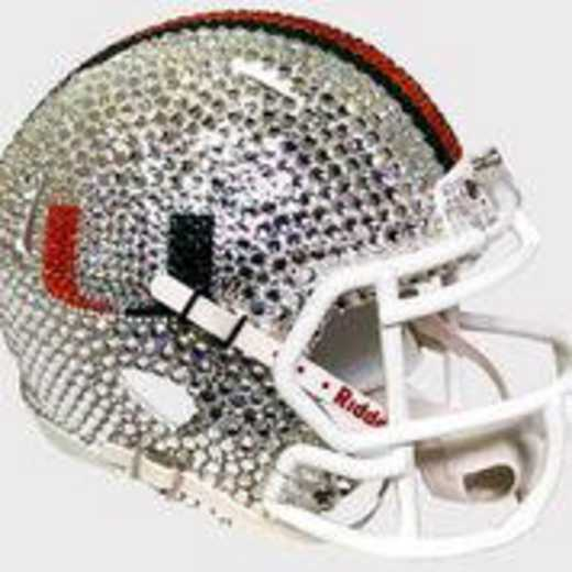 47193: Miami Mini Helmet