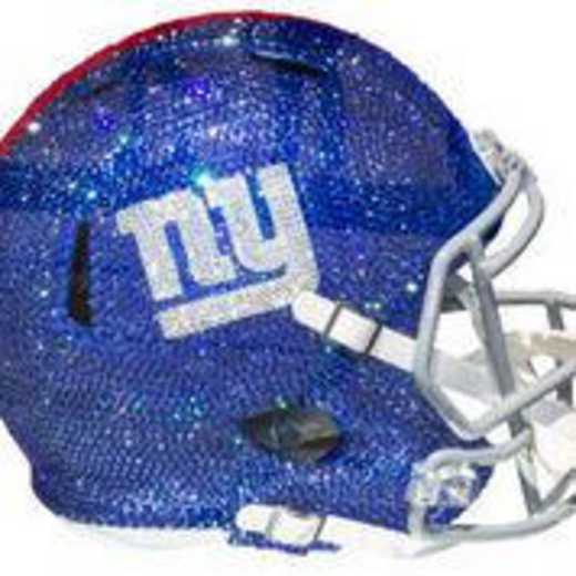 31993: New York Giants Mini Helmet