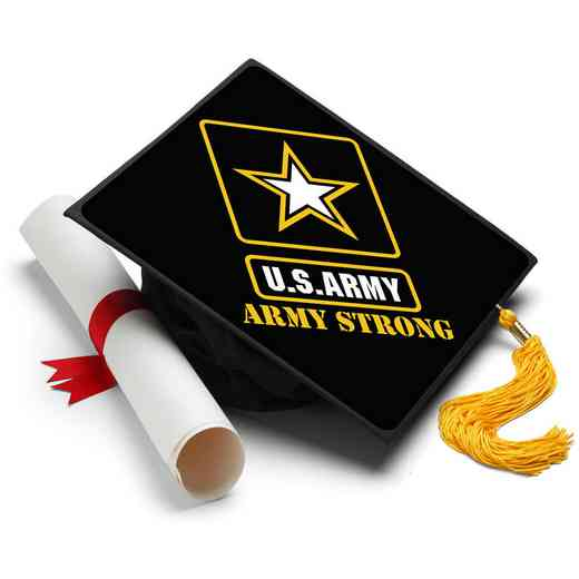 ArmyStrong: Army Strong Grad Cap Tassel Topper
