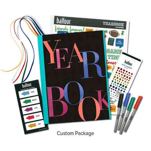 Yearbook and Free Name Package Special