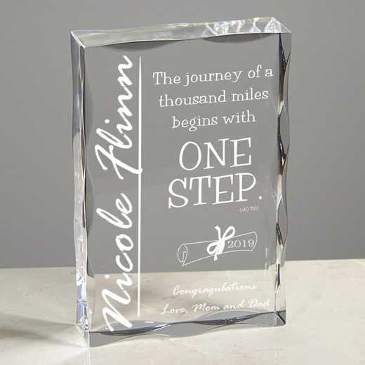 77821: PGS Graduation Keepsake Block