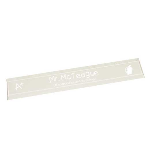 8528229: PGS Personalized Teacher Name Plate