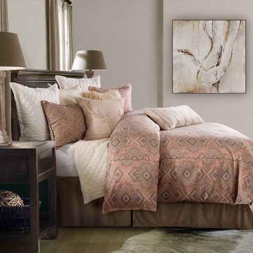HiEnd Accents Sedona Comforter Set