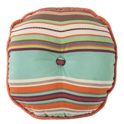 WS1753P8: HEA Round Serepe Pillow