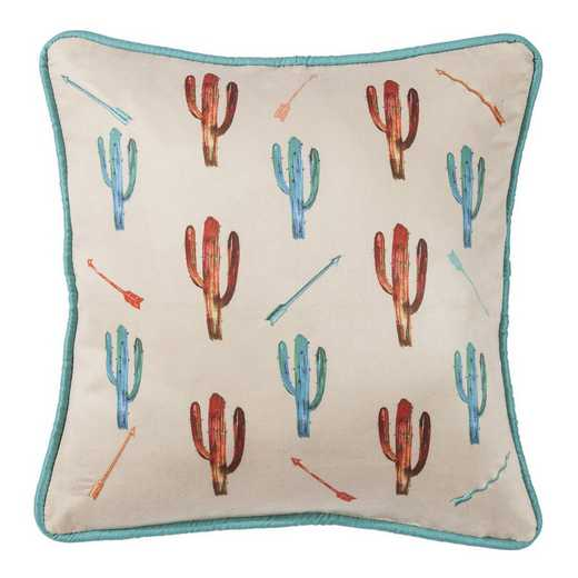 WS1753P9: HEA Cactus Pillow 18x18