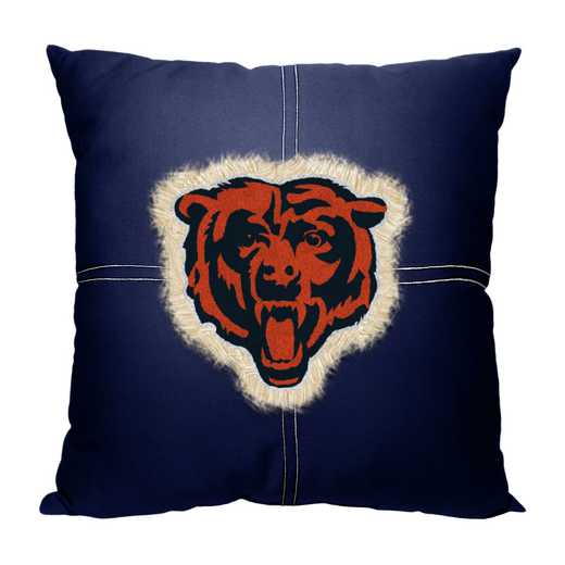 1NFL142000001RET: NW NFL Bears Letterman Pillow