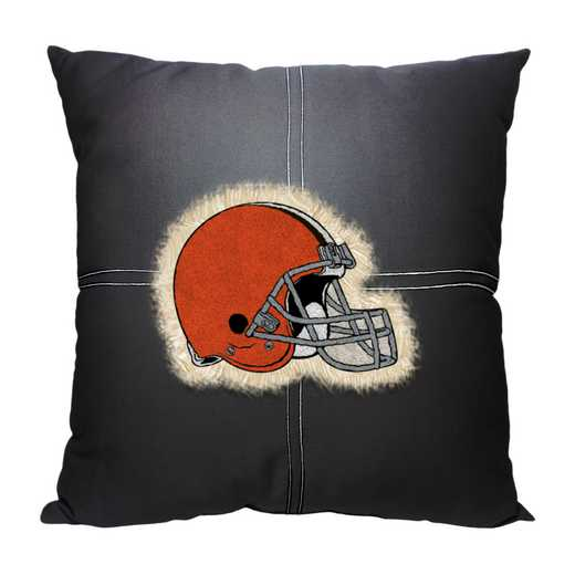 1NFL142000005RET: NW NFL Browns Letterman Pillow