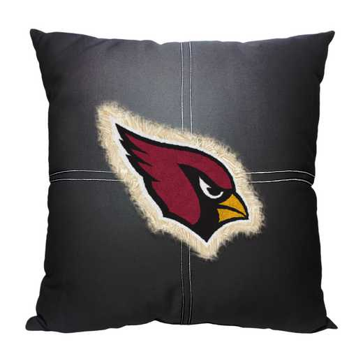 1NFL142000080RET: NW NFL Cardinals Letterman Pillow