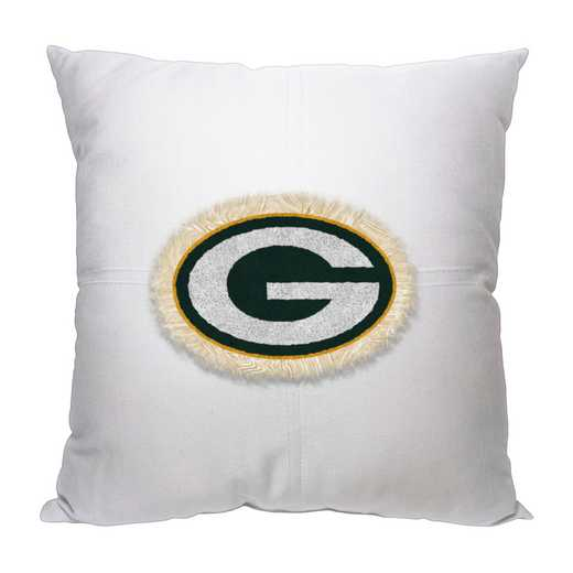 1NFL142000017RET: NW NFL Packers Letterman Pillow