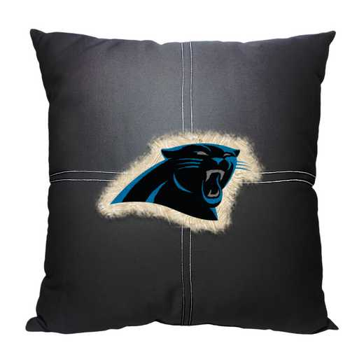 1NFL142000018RET: NW NFL Panthers Letterman Pillow