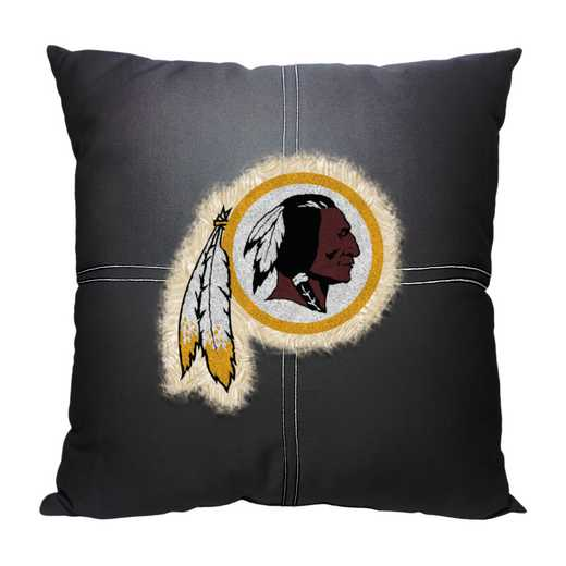 1NFL142000020RET: NW NFL Redskins Letterman Pillow