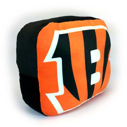1NFL151000002RET: NW NFL Bengals Cloud Pillow