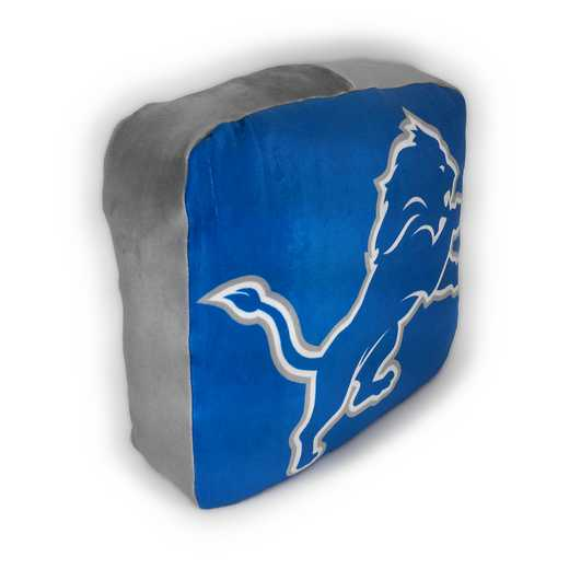 1NFL151000082RET: NW NFL Lions Cloud Pillow