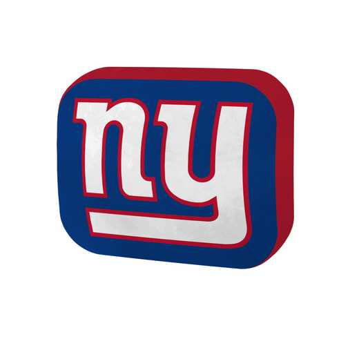 1NFL151000081RET: NW NFL NY Giants Cloud Pillow