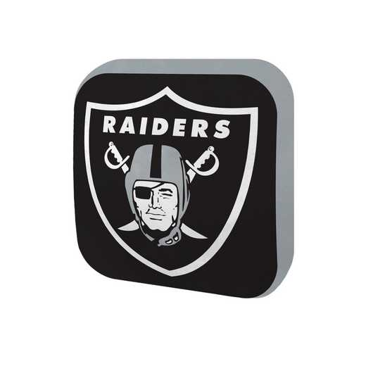 1NFL151000019RET: NW NFL Raiders Cloud Pillow