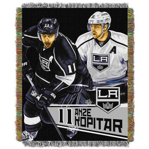 1NHP051000013RET: NHL 051 Player Anze Kopitar - Kings