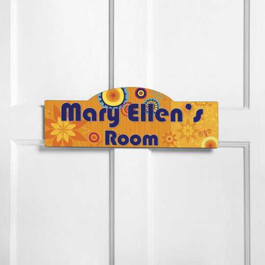 GC749 SUNNYDAYS: JDS THEMED ROOM SIGN SUNNY DAYS-PERS