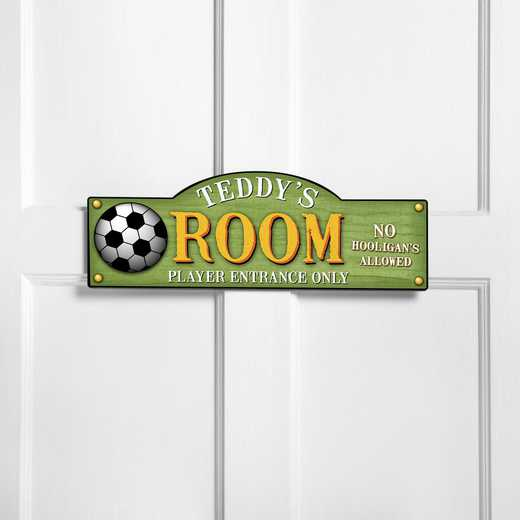 GC749 KICKITUP: JDS THEMED ROOM SIGN KICK IT UP-PERS