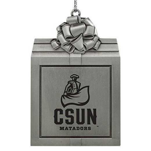 CG-4077-SIL-CASTNTH-CLC: LXG PRESENTS ORN SILV, Cal State Northridge