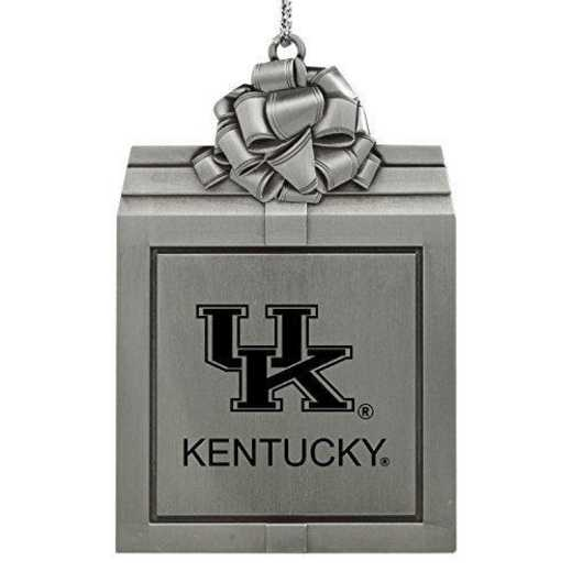 CG-4077-SIL-KENTUCK-CLC: LXG PRESENTS ORN SILV, Kentucky