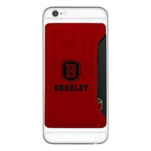 DG-402-RED-BRADLEY-LRG: LXG CP HOL RED, Bradley University