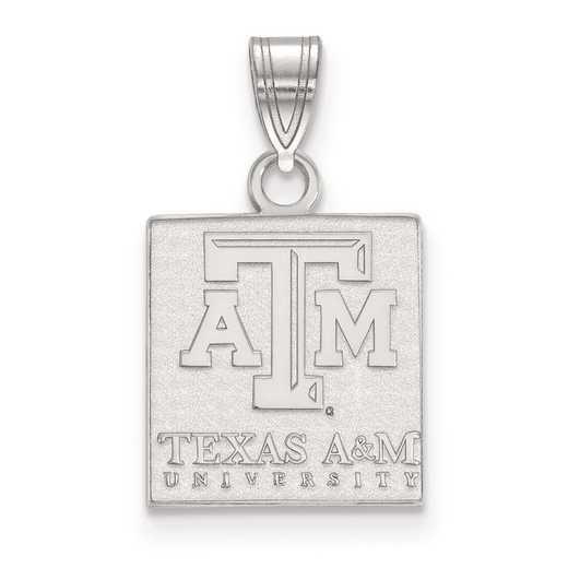SS066TAM: SS LogoArt Texas A&M University Small PEND