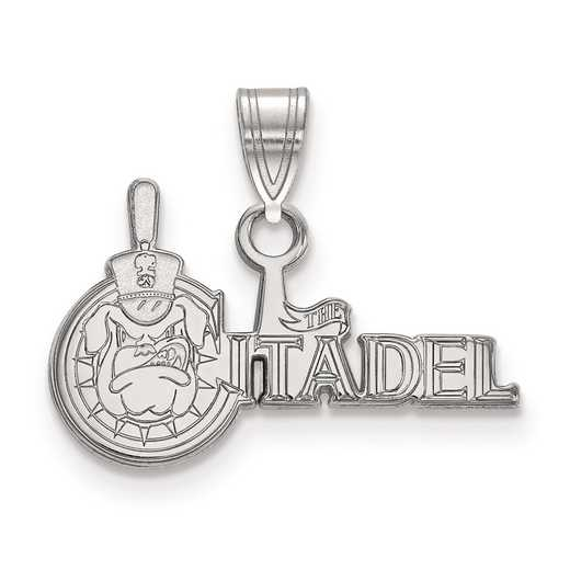 SS029TCI: SS LogoArt The Citadel Small PEND