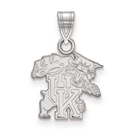 SS044UK: SS LogoArt University of Kentucky Small PEND