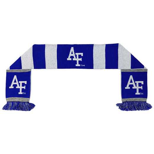 NCAA-AIR-BAR: AIR FORCE FALCONS - BAR SCARF