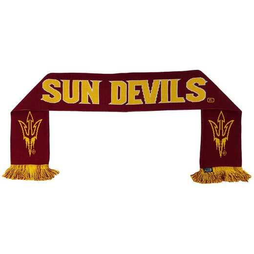 NCAA-ARI-SUN: ARIZONA STATE - SUN SCARF