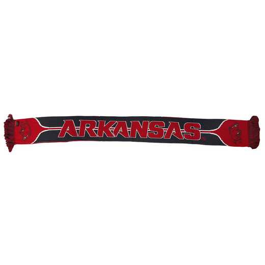 NCAA-ARK-HOG: ARKANSAS RAZORBACKS - HOG SCARF