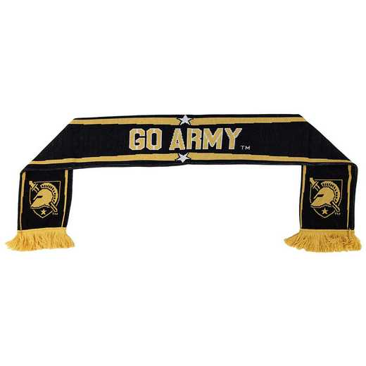NCAA-ARMY-BEAT17: ARMY - GO ARMY BEAT NAVY SCARF