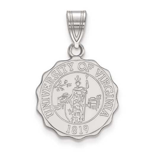 SS066UVA: S S LogoArt University of Virginia Medium Crest Pend