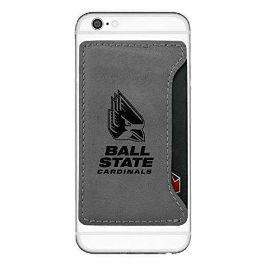 DG-402-GRY-BALLST-LEARFIELD: LXG CP HOL GRY, Ball State