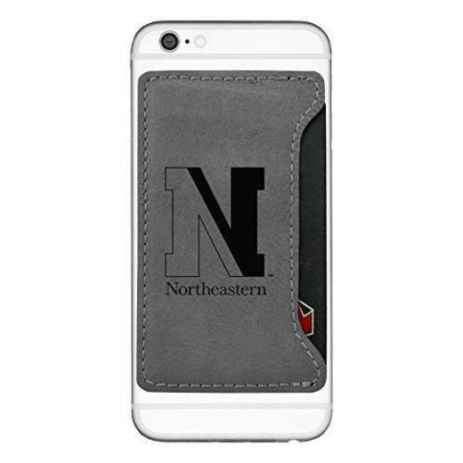 DG-402-GRY-NEASTRN-IND: LXG CP HOL GRY, Northeastern Univ