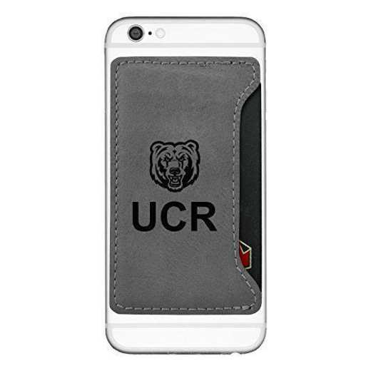 DG-402-GRY-UCRIVER-LRG: LXG CP HOL GRY, UC Riverside