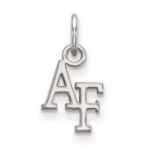 SS001USA: SS LogoArt United States Air Force Academy XS Pendant