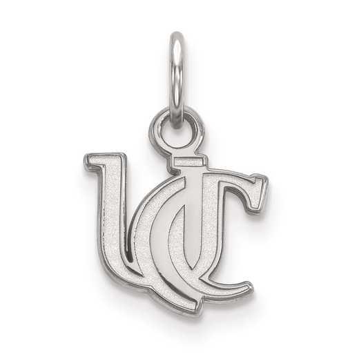 SS024UC: SS LogoArt University of Cincinnati XS Pendant