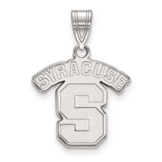 SS003SYU: SS LogoArt Syracuse University Medium PEND