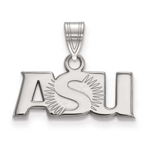 SS041AZS: SS LogoArt Arizona State University Small Pendant