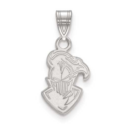 SS021FUU: SS LogoArt Furman University Small Pendant